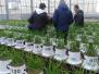 Zajęcia terenowe studentów Rolnictwa